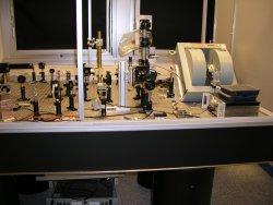 MOKE magnetometer at the Université Grenoble Alpes.