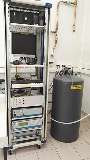 PPMS dedicated for electrical measurements at the Université de Lorraine