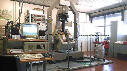 Vector VSM at the Istituto di Struttura della Materia, Roma, IT (ISM-CNR)